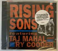 Rising Sons Featuring Taj Mahal And Ry Cooder CD Columbia ‎– FACTORY SEALED!