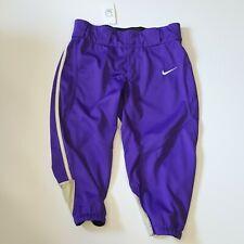 NWT Nike Women's Washington Huskies Vapor Game Softball Pant Purple SZ M