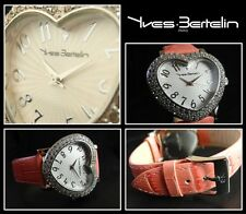 HEART WOMEN'S WATCH WITH SPECIAL DESIGN & SIMILI STONES;ARABIAN ZIFF.GUT