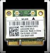DELL DW1530 BCM94322BHM4L WIFI DW 1530 WLAN 802.11 a/b/g/n 300Mbit/s MINI PCIe !