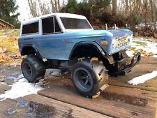 Tamiya Ford Bronco 1973 CC-01 1/10 Rock Crawler Kit 58469