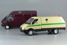 "DeAgostini ANS014 1/43 GAZ 3302 ""Ratnik"" Armored Cash Transport AOD #14"