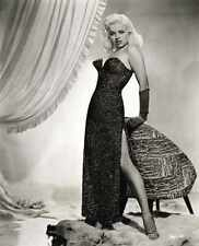Diana Dors Blonde Sinner 01 Metal Sign A4 12x8 Aluminium
