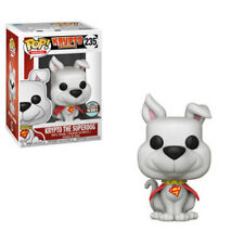 "FUNKO POP! HEROES #235 DC ""KRYPTO THE SUPERDOG"" SPECIALTY SERIES *IN STOCK*"