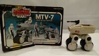 1981 Star Wars Kenner Palitoy The Empire Strikes Back MTV-7 Vehicle Toy Boxed