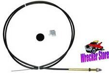 6 ft. Long PTO Control Cable, Tow Truck, Wrecker, Rollback, Truck Body, etc.