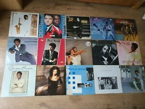Job Lot / Collection of 15 x Vinyl LP Album Records from the 1980s