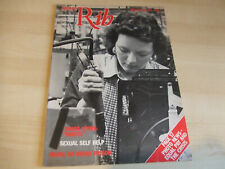 Spare Rib Women's Liberation Feminist Magazine Number 44 March 1976