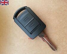 2 Button Remote Key Fob Shell Case For Opel Vauxhall CORSA AGILA MERIVA Combo
