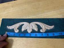 3059PKWHW Acanthus Ornamental® Moulding Applique NEW