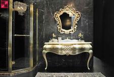 Einzelwaschtisch Waschtisch Designer Badmöbel Badezimmer Swarovski Strasssteine