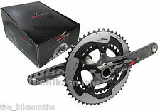 SRAM Red 22 GXP 50-34 175mm Yaw Road Bike Carbon Compact Crank Set 11 Speed