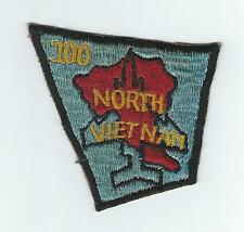 60s-70s 480th TAC FIGHTER SQUADRON 100 MISSIONS N. VIET NAM(SEA MADE) patch