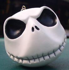 Nightmare Before Christmas Jack grinning head ornament