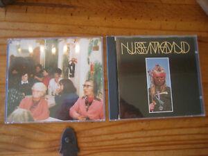 Nurse With Wound MCD Soresucker EP / Yagga Blues CD RAR! Current 93 Coil NWW