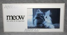Cat Kitten Pet Relationship Photo Inspiration Picture Frame Photograph Wall Art