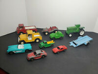 Vintage Tootsie Toy Cars Lot