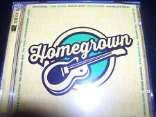 Homegrown Various 2 CD Cold Chisel Men At Work Chiorboys Sherbet Skyhooks The Ch