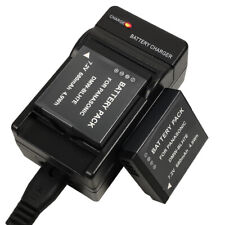 DataChip with remaining indicator for Panasonic Lumix DMC-FZ72 BATTERY