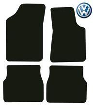 Tailored Deluxe Quality Car Mats Volkswagen Golf 1983-1992 ** Black ** Hatchback