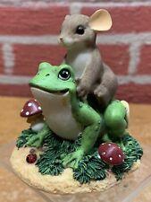 "Charming Tails ""You Make My Hoppy"" - 88/133 - 2006 - No Box - Vgc"