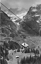 BR16264 Bergbahn Grindelwald First Fiescherwnd cable train  switzerland