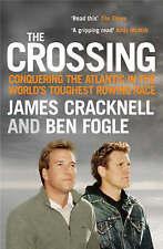 JAMES CRACKNELL & BEN FOGEL _ THE CROSSING ____ SHOP SOILED ___ FREEPOST UK