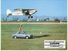 ROBERT VIHARO STUNTMAN LE CASCADEUR  1968 VINTAGE LOBBY CARD #3
