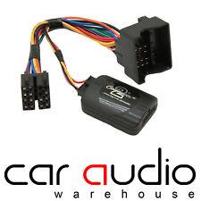 SONY BMW 3 5 Series X5 X3 Z4 Mini Flat Pin Car Stereo Steering Wheel Interface