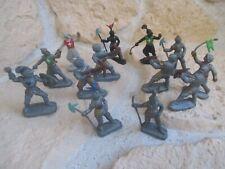 DDR-Spielzeug, 13 originale Ritter !!!