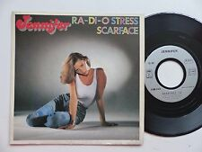 JENNIFER Ra di o stress Scarface 2C008 72434   FRANCE   Discotheque RTL