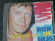 ROB DE NIJS - HET BESTE VAN... (1993) Stil verdriet, Marijke, De pieper, Meisje