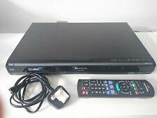 Panasonic DMR-EX769 grabador de DVD tdt disco duro de 160GB HDMI con Control Remoto