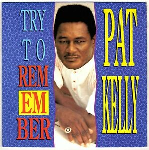 PAT KELLY-try to remember    shelly LP   (hear)   reggae