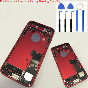 for iPhone 7 7Plus Complete Chassis Battery Back Cover Housing Frame Assembly
