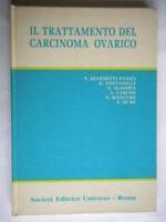 Il trattamento del carcinoma ovaricoBenedetti Panici salute medicina tumori 27