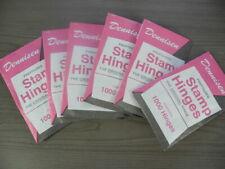 DENNISEN HINGES, 6 unopened packs