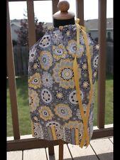 Size 3/4 Girls Pillow Case Dress With Ribbon Straps