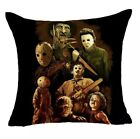 Horror Film Pillowcase Throw Pillow Case (Pillowcase Only) Halloween Pillowcase