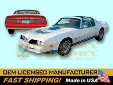 1977 1978 1979 Pontiac Firebird Trans Am DKM Macho TA Decals Stripes Stencil Kit