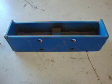4600 5000 5600 6600 7000 7600 FORD TRACTOR FRONT WEIGHT MOUNT BUMPER