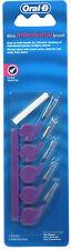 Braun Oral B Mini Interdental Brushes 2.5 -6mm Tapered Fine