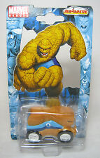 2005 MAJORETTE MARVEL FANTASTIC 4 THE THING CAR MOSC MOC BRAND NEW!