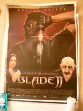 BLADE II  ORIGINAL ASIAN CINEMA POSTER