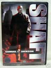 Shaft DVD Rated R Used Widescreen