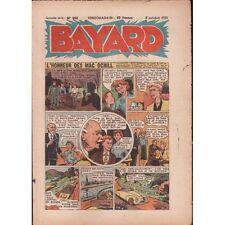 BAYARD L'Honneur des Mac Ochill et Le Lion des Cévennes Hebdo 8 oct. 1950 N°201