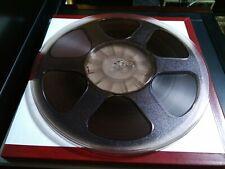"JAZZ 1959 TAPE 2 Tr 15 ips/38 cm stereo analog sound 10.5""/27 REEL TO REEL"