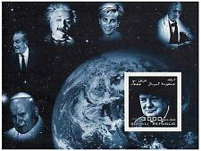 SIR WINSTON CHURCHILL POPE JOHN PAUL II LADY DIANA EINSTEIN MNH STAMP SHEETLET