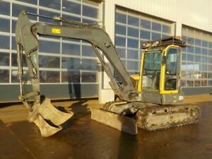 2010 Volvo ECR88 Plus Digger / Excavator