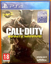 Call of Duty Infinite Warfare - PS4 Games - Very Good Condition - COD